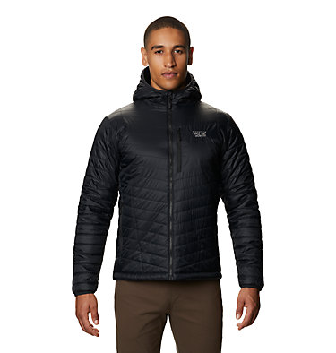 Men's Derra Hooded Jacket Derra Hooded Jacket M | 347 | L, Black, front
