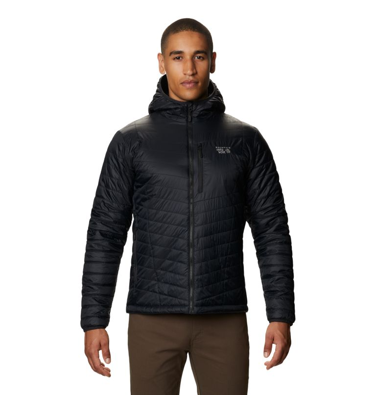 Men's Derra Hooded Jacket Men's Derra Hooded Jacket, front