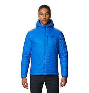 Men's Derra Hooded Jacket