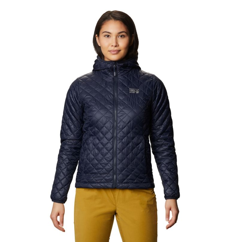 Women's Derra Hooded Jacket Women's Derra Hooded Jacket, front