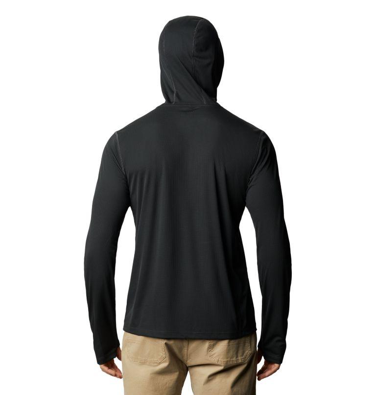 Photon Hoody M | 006 | XXL Men's Photon Hoody, Stealth Grey, back