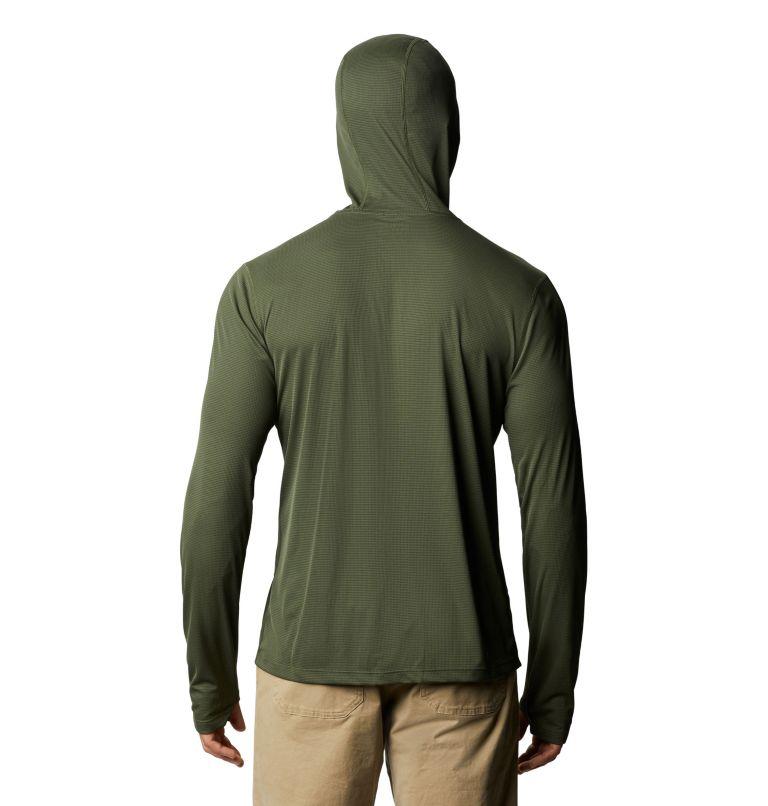 Photon Hoody M | 398 | L Men's Photon Hoody, Stone Green, back