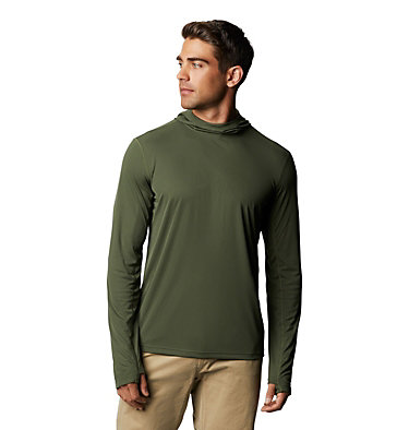 Men's Photon Hoody Photon Hoody M | 398 | L, Stone Green, front