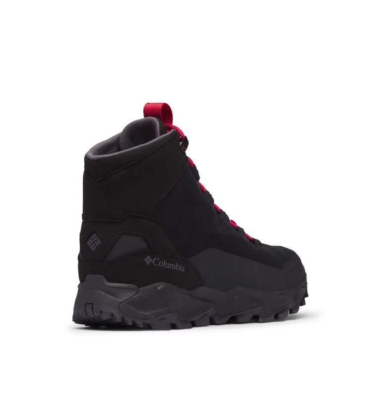 Men's Flow™ Borough Mid Shoe Men's Flow™ Borough Mid Shoe, 3/4 back