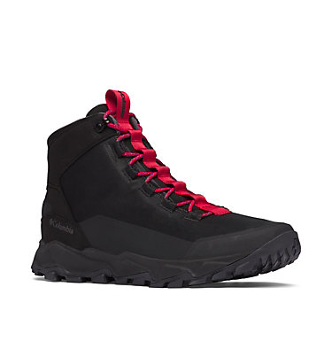 Chaussure mi-montante Flow Borough homme FLOW™ BOROUGH MID | 010 | 10, Black, Rocket, 3/4 front