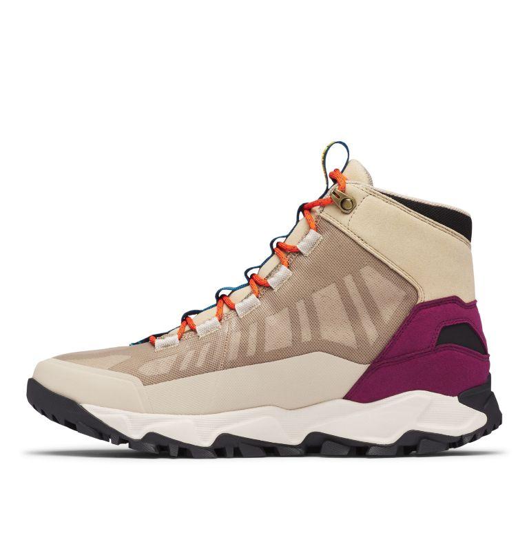 Men's Flow Borough Mid Shoe Men's Flow Borough Mid Shoe, medial