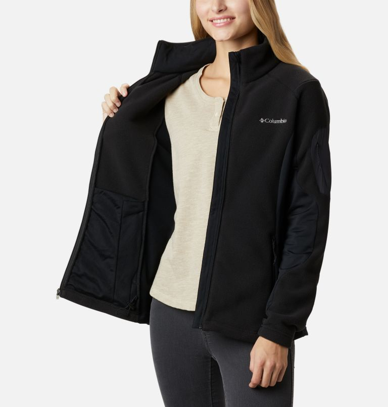 Women's Polar Powder™ Fleece Full Zip Women's Polar Powder™ Fleece Full Zip, a3