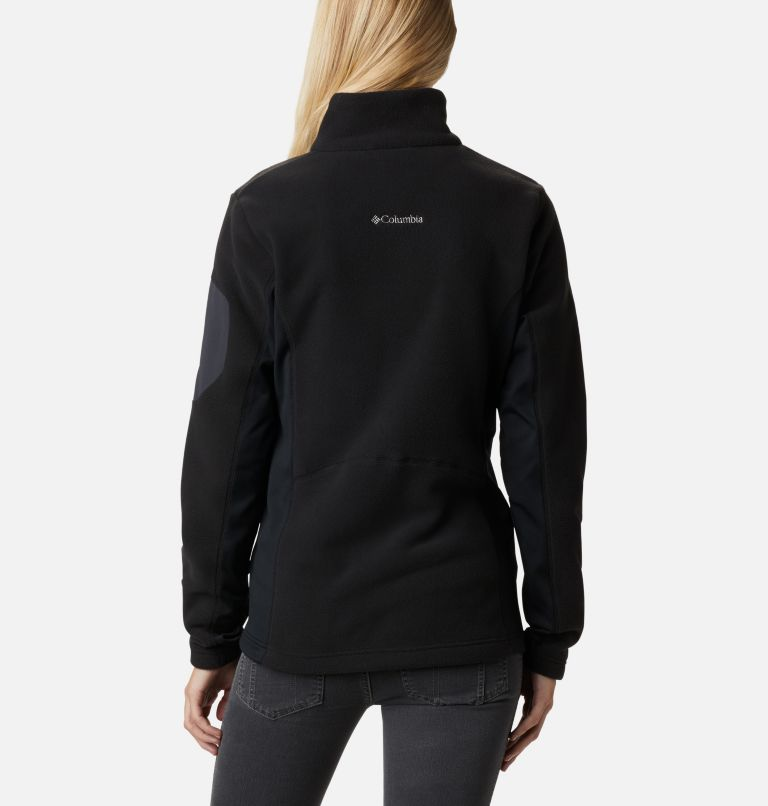 Women's Polar Powder™ Fleece Full Zip Women's Polar Powder™ Fleece Full Zip, back