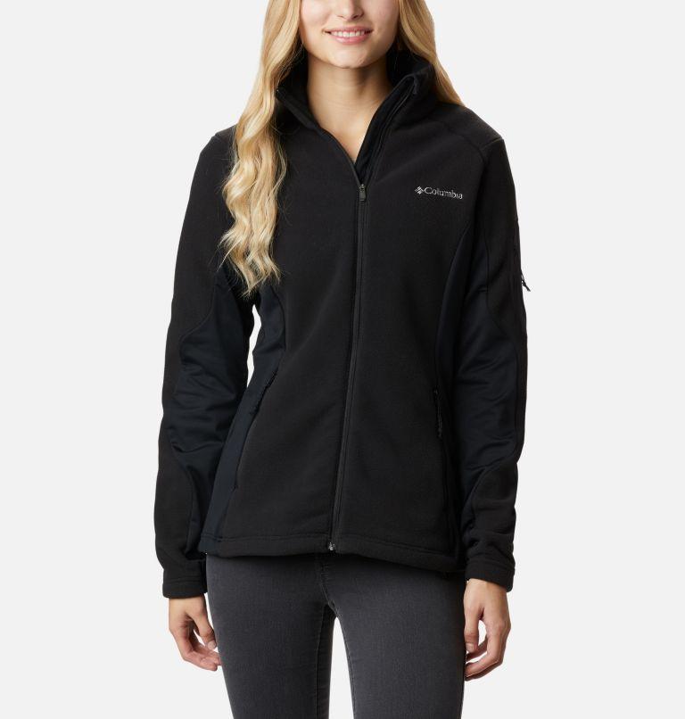 Women's Polar Powder™ Fleece Full Zip Women's Polar Powder™ Fleece Full Zip, front