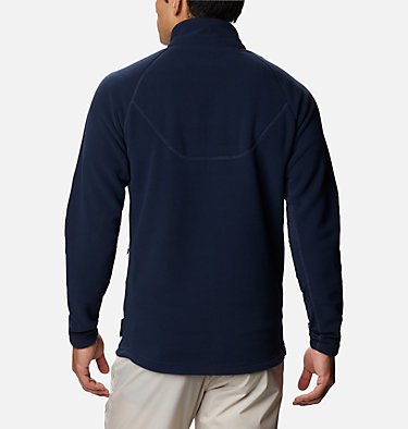 Men's Polar Powder Fleece  M Polar Powder™ Full Zip | 464 | XL, Collegiate Navy, back