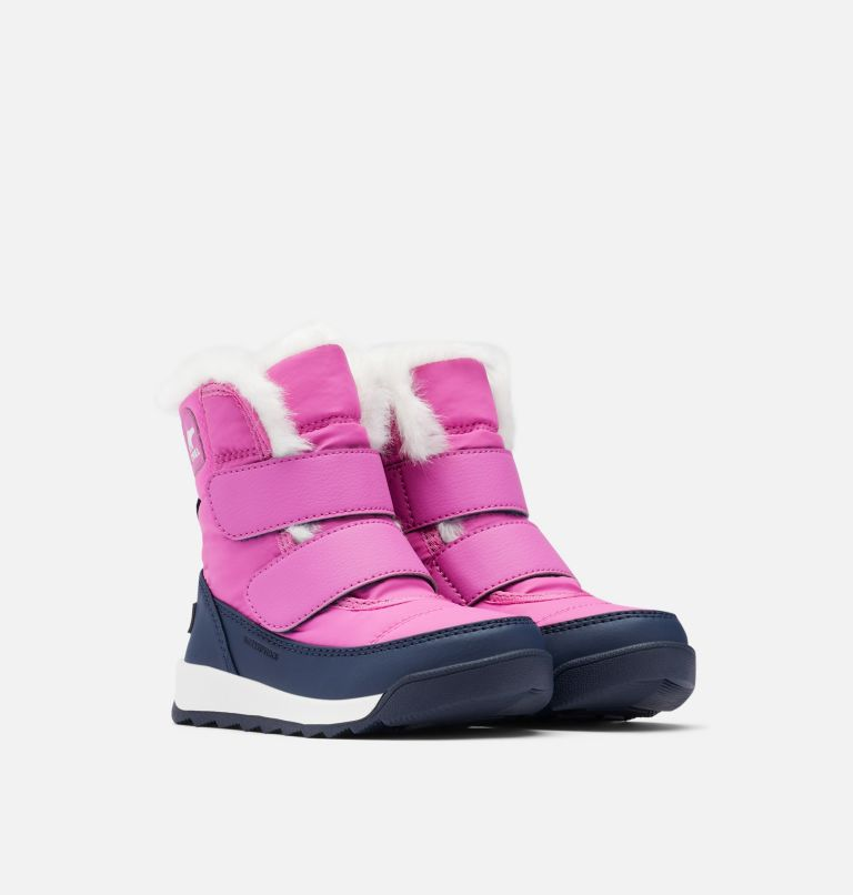 Kids' Whitney™ II Strap Snow Boot Kids' Whitney™ II Strap Snow Boot, 3/4 front