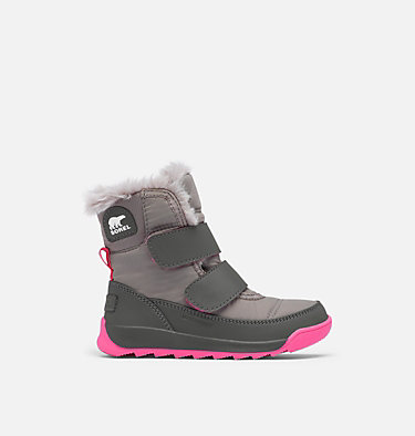 Toddlers' Whitney™ II Strap Boot TODDLER WHITNEY™ II STRAP | 052 | 4, Quarry, front