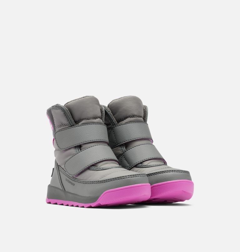 Toddler Whitney™ II Strap Boot Toddler Whitney™ II Strap Boot, 3/4 front
