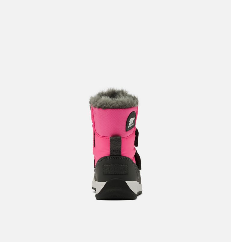TODDLER WHITNEY™ II STRAP | 652 | 5 Toddler Whitney™ II Strap Boot, Tropic Pink, back