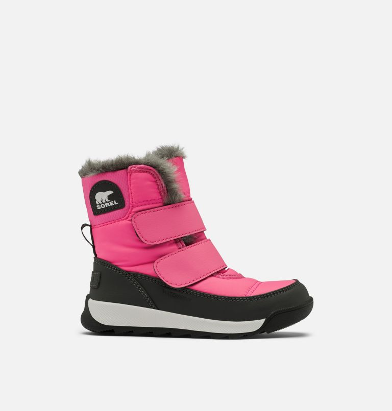 TODDLER WHITNEY™ II STRAP | 652 | 5 Toddler Whitney™ II Strap Boot, Tropic Pink, front