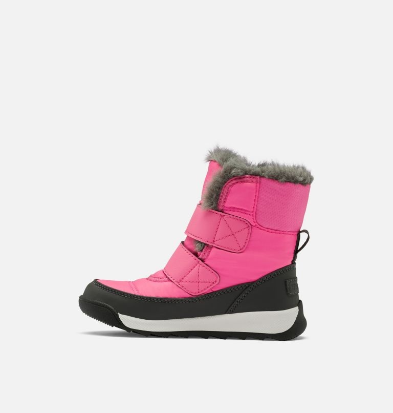 TODDLER WHITNEY™ II STRAP | 652 | 5 Toddler Whitney™ II Strap Boot, Tropic Pink, medial