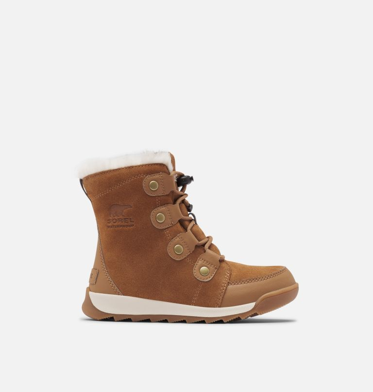 YOUTH WHITNEY™ II SUEDE | 286 | 3 Youth Whitney™ II Suede Boot, Elk, front