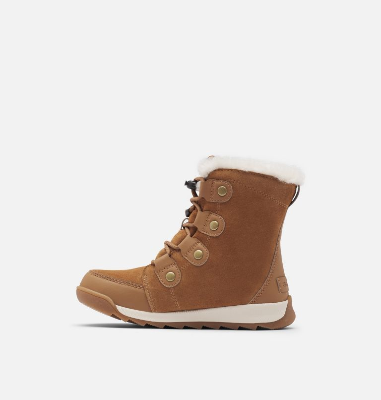 YOUTH WHITNEY™ II SUEDE | 286 | 3 Youth Whitney™ II Suede Boot, Elk, medial