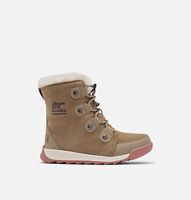 Kids' Whitney™ II Suede Boot CHILDRENS WHITNEY™ II SUEDE | 286 | 10, Khaki II, front