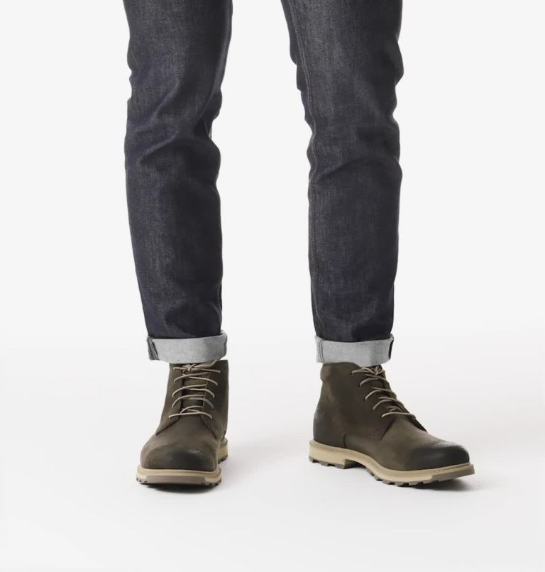 MADSON™ II CHUKKA WP | 245 | 11.5 Men's Madson™ II Chukka Boot, Major, video
