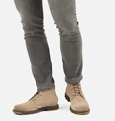 Men's Madson™ II Chukka Waterproof Boot MADSON™ II CHUKKA WP | 010 | 10, Sandy Tan, video