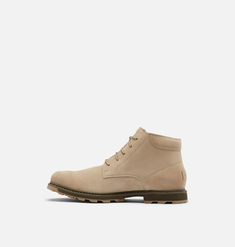 MADSON™ II CHUKKA WP | 251 | 9 Men's Madson™ II Chukka Waterproof Boot, Sandy Tan, medial