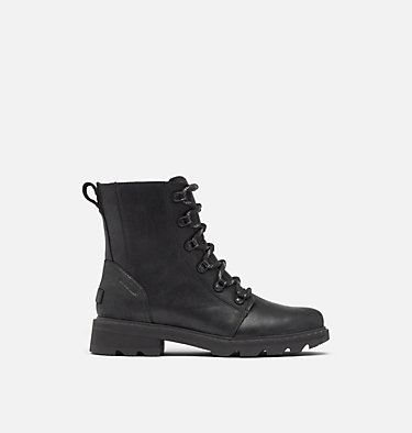 Women's Lennox™ Lace Boot LENNOX™ LACE | 242 | 10, Black, front
