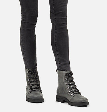 Women's Lennox™ Lace Boot LENNOX™ LACE | 242 | 10, Quarry, video