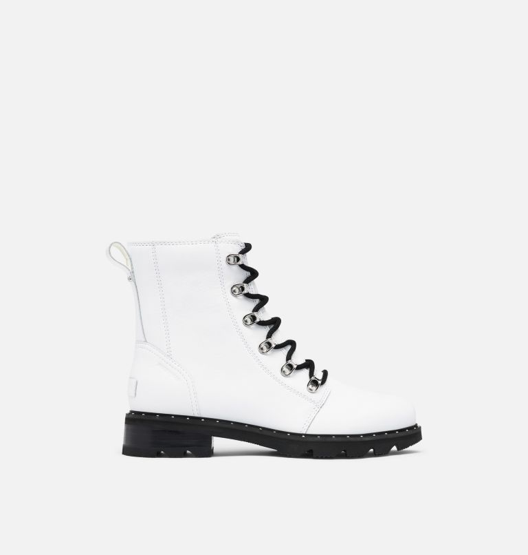 LENNOX™ LACE | 100 | 7 Women's Lennox™ Lace Boot, White, front