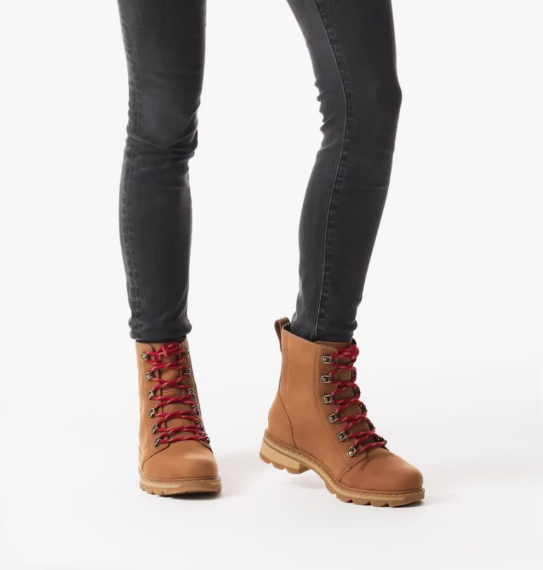 LENNOX™ LACE | 242 | 9.5 Women's Lennox™ Lace Boot, Velvet Tan, video
