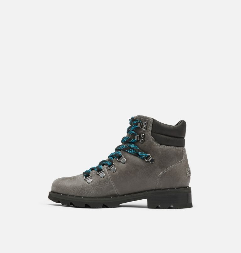 LENNOX™ HIKER | 052 | 6 Women's Lennox™ Hiker Bootie, Quarry, medial