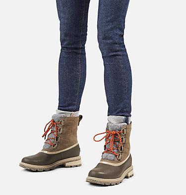 Women's Lennox™ Street Lace Boot LENNOX™ STREET LACE | 010 | 10, Khaki II, 3/4 front