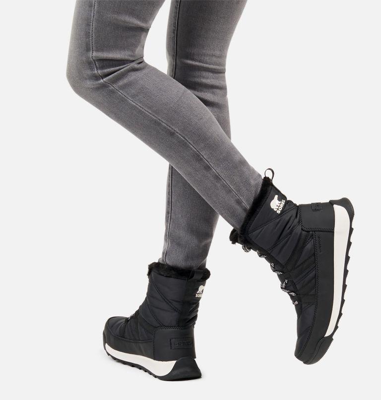 WHITNEY™ II SHORT LACE   010   5.5 Women's Whitney™ II Short Lace Boot, Black, a9