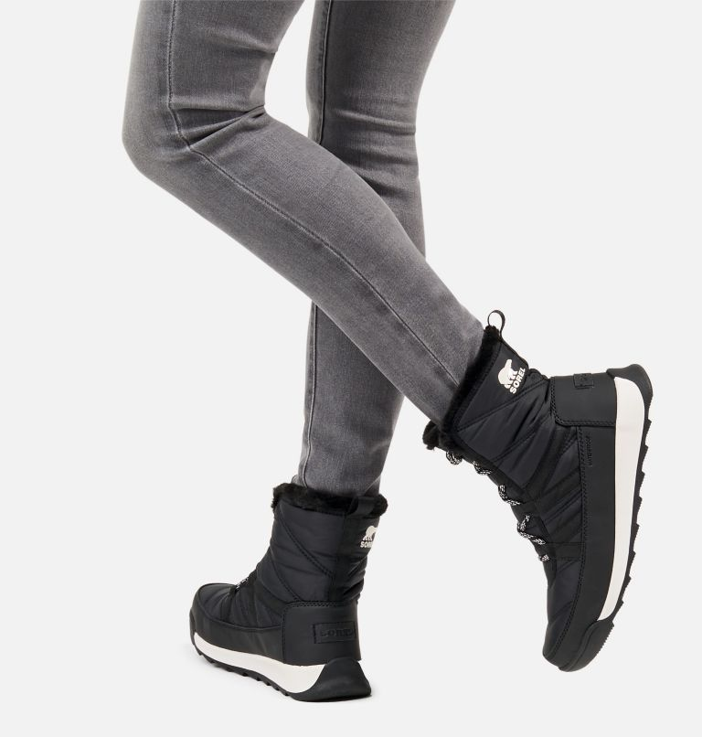 WHITNEY™ II SHORT LACE | 010 | 10.5 Women's Whitney™ II Short Lace Boot, Black, a9