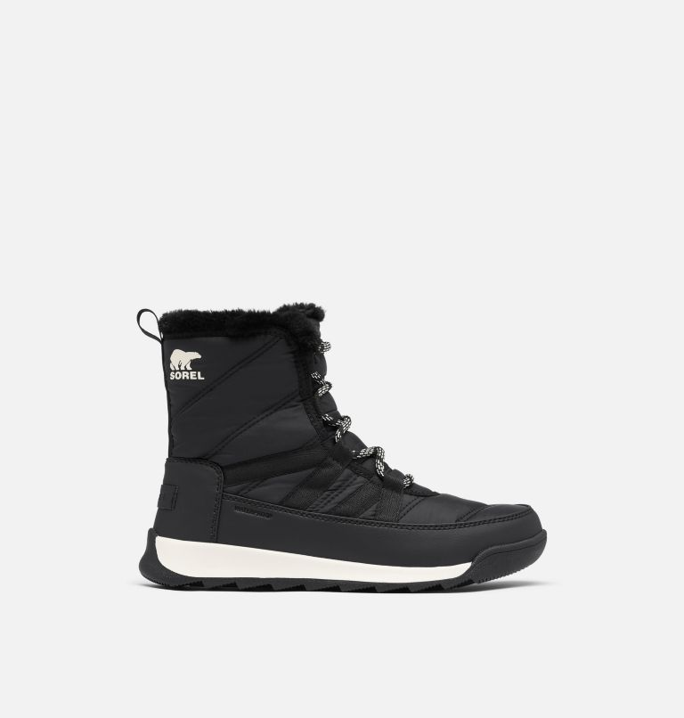 WHITNEY™ II SHORT LACE | 010 | 10.5 Women's Whitney™ II Short Lace Boot, Black, front