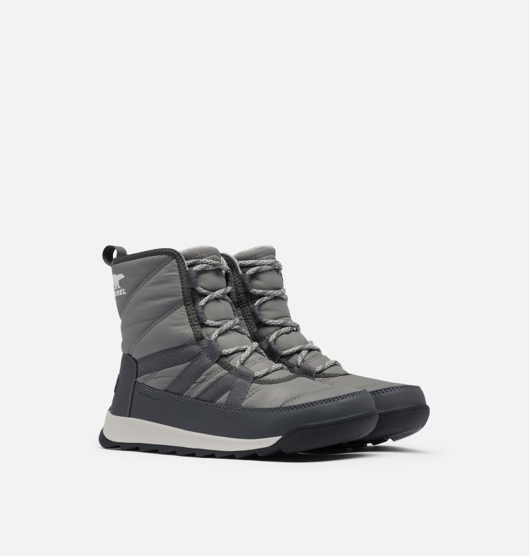 WHITNEY™ II SHORT LACE | 052 | 6 Women's Whitney™ II Short Lace Boot, Quarry, 3/4 front