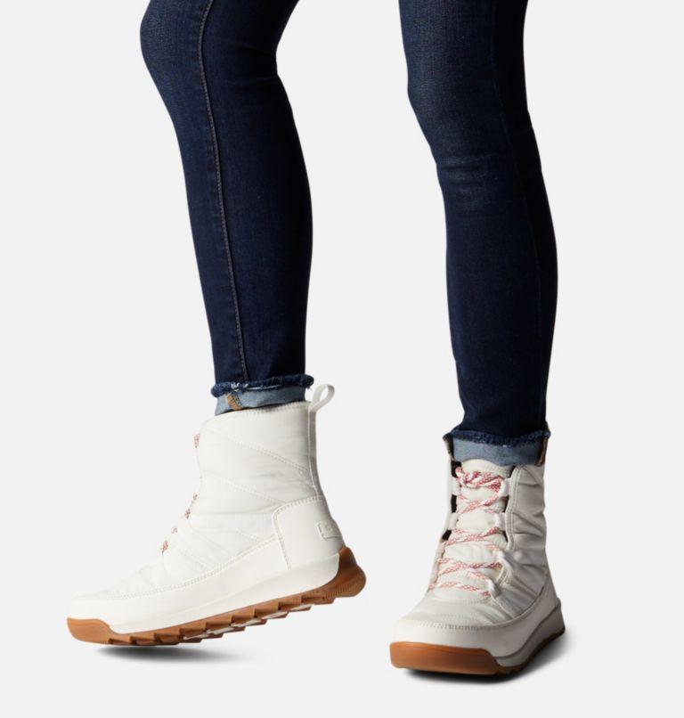 WHITNEY™ II SHORT LACE WP | 192 | 9.5 Women's Whitney™ II Short Lace Boot, Blanc, Fawn, a9