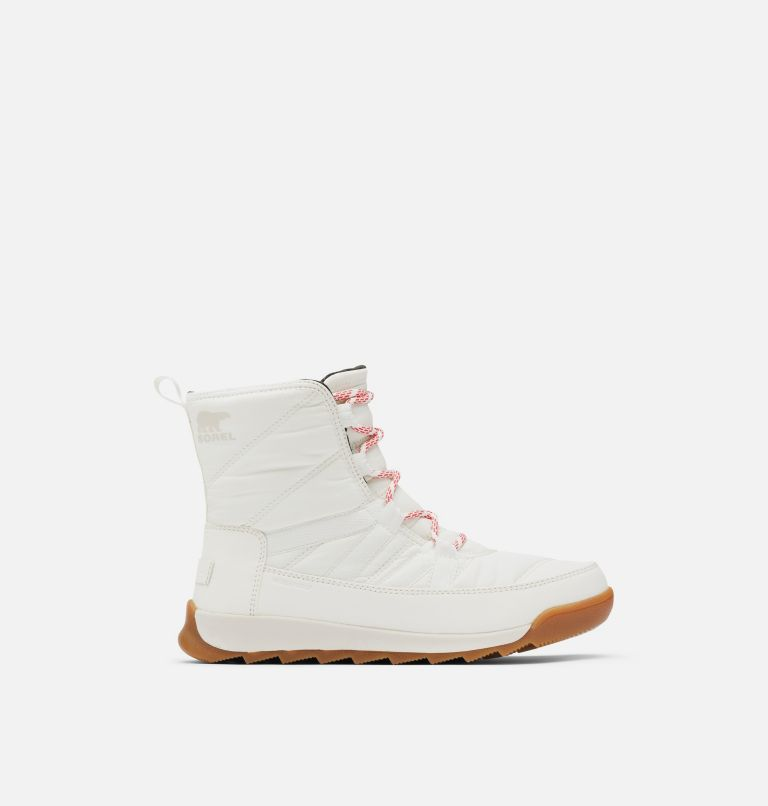 WHITNEY™ II SHORT LACE WP | 192 | 9.5 Women's Whitney™ II Short Lace Boot, Blanc, Fawn, front