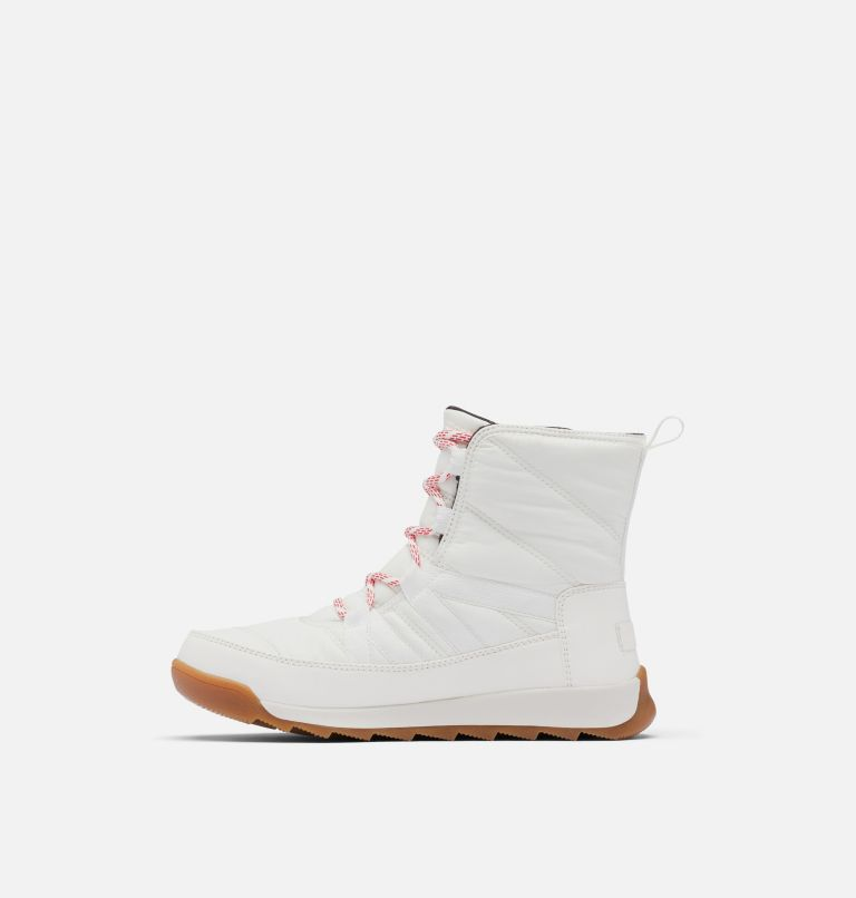 WHITNEY™ II SHORT LACE WP | 192 | 9.5 Women's Whitney™ II Short Lace Boot, Blanc, Fawn, medial
