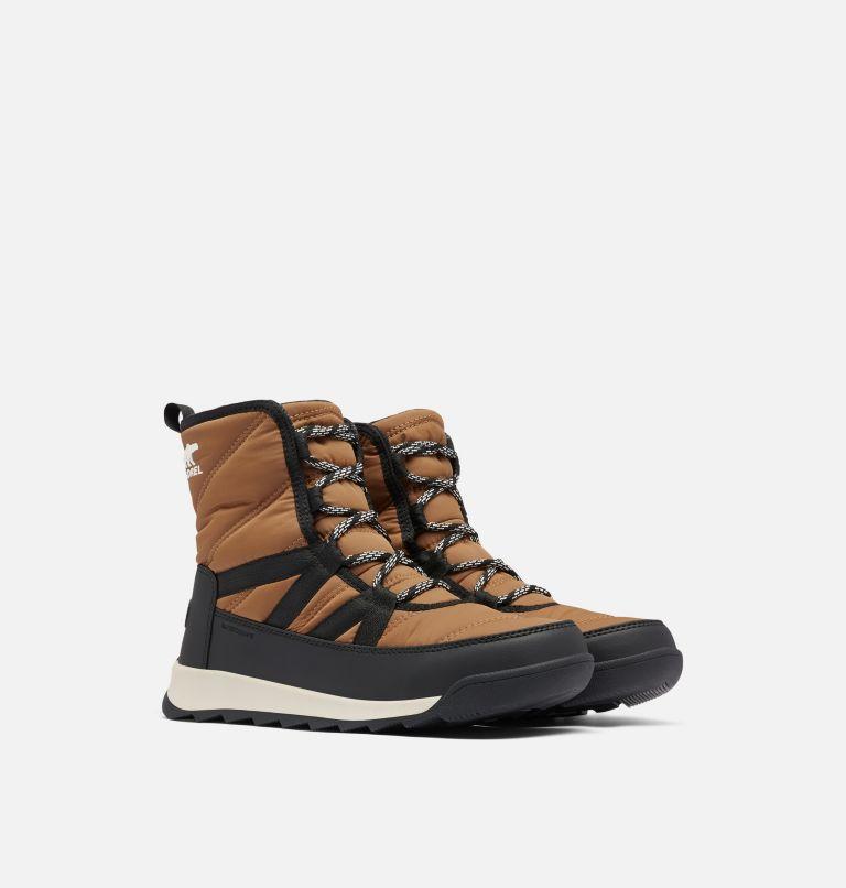 WHITNEY™ II SHORT LACE   286   12 Women's Whitney™ II Short Lace Boot, Elk, 3/4 front