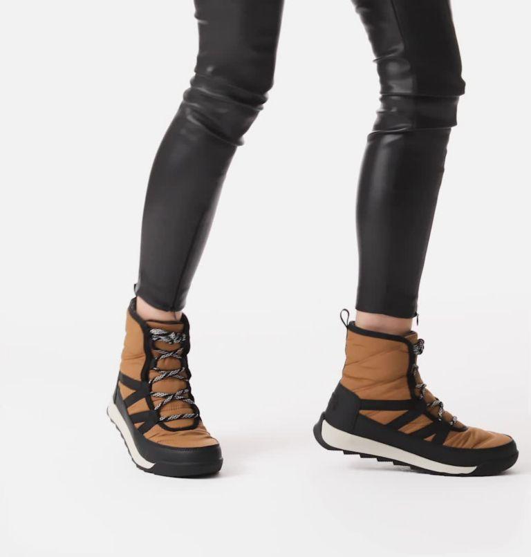 WHITNEY™ II SHORT LACE   286   5.5 Women's Whitney™ II Short Lace Boot, Elk, video
