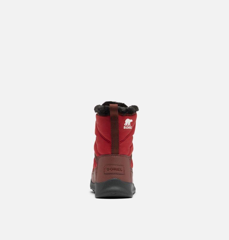WHITNEY™ II SHORT LACE | 660 | 9.5 Women's Whitney™ II Short Lace Boot, Red Dahlia, back