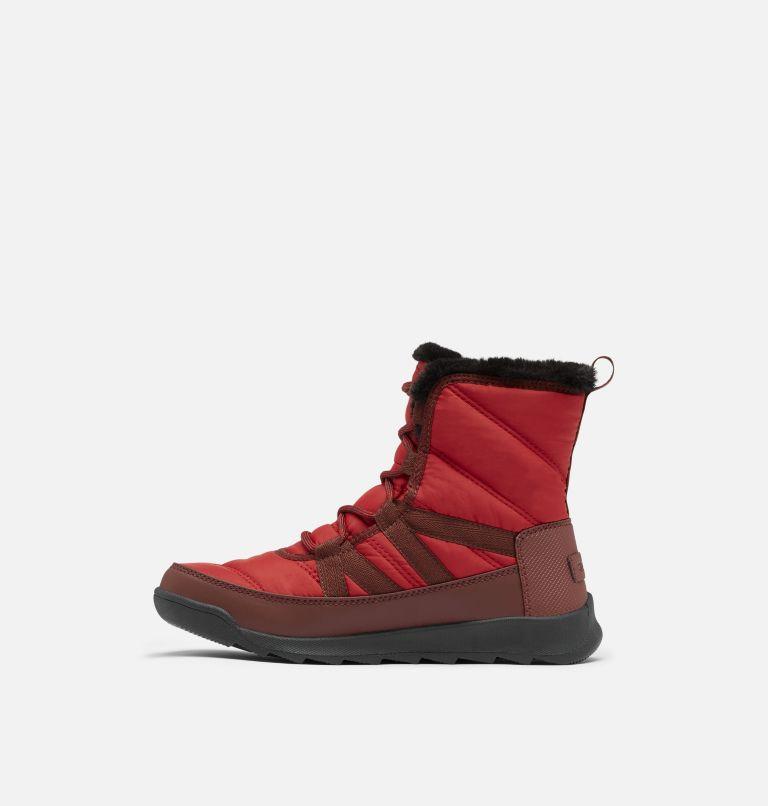 WHITNEY™ II SHORT LACE | 660 | 9.5 Women's Whitney™ II Short Lace Boot, Red Dahlia, medial