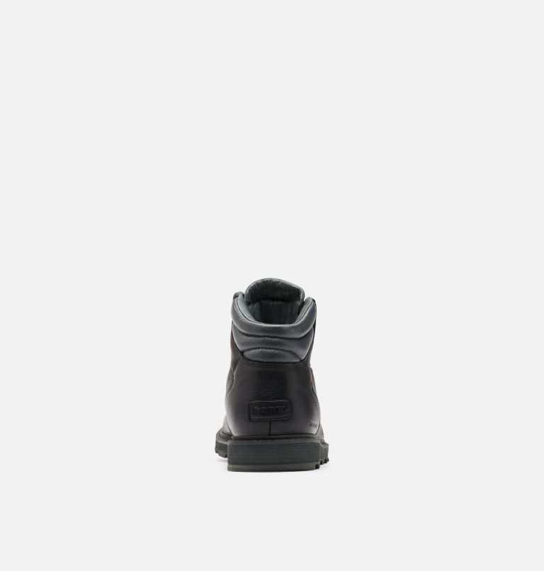 MADSON™ II HIKER WP | 010 | 10 Bota Madson™ II Hiker Waterproof para hombre, Black, back
