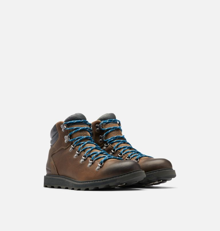 MADSON™ II HIKER WP | 269 | 8.5 Bota Madson™ II Hiker Waterproof para hombre, Saddle, 3/4 front