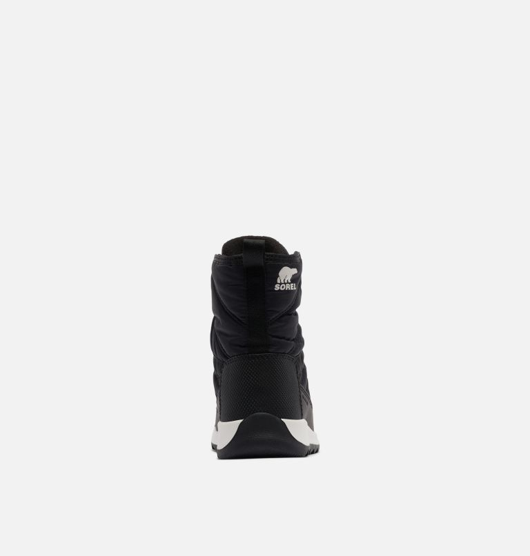 YOUTH WHITNEY™ II SHORT LACE | 010 | 4.5 Youth Whitney™ II Short Lace Boot, Black, back