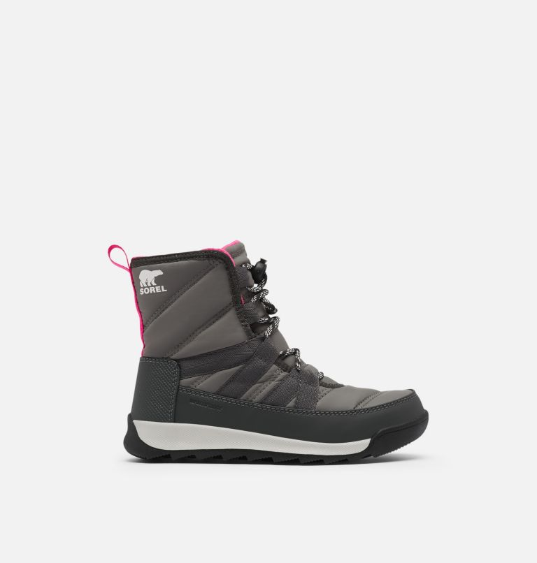 YOUTH WHITNEY™ II SHORT LACE | 052 | 7 Youth Whitney™ II Short Lace Boot, Quarry, front