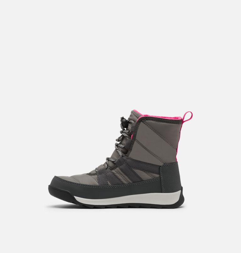 YOUTH WHITNEY™ II SHORT LACE | 052 | 7 Youth Whitney™ II Short Lace Boot, Quarry, medial