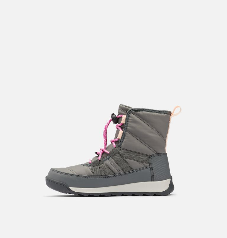 Youth Whitney™ II Short Lace Boot Youth Whitney™ II Short Lace Boot, medial