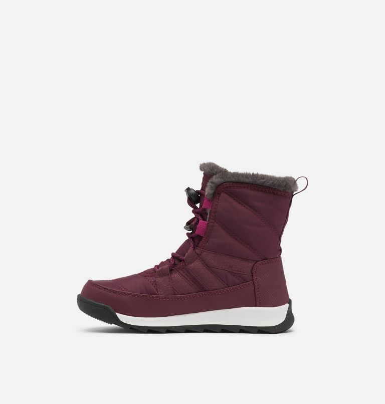 Youth Whitney™ II Short Lace Snow Boot Youth Whitney™ II Short Lace Snow Boot, medial